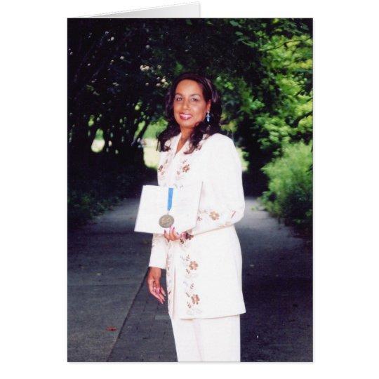 Dr. Lalita Notecards Card