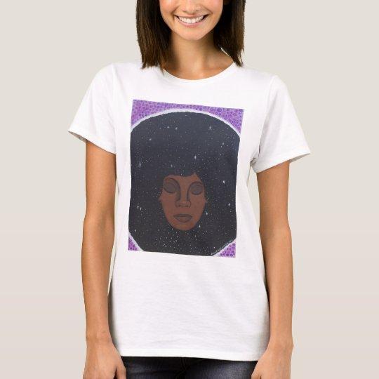 Dr. LaTonya's Soul Sista in Meditation T-Shirt