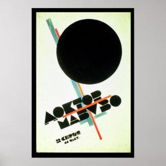 Dr. Mabuso , 1922 Poster