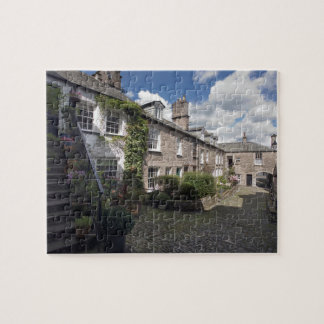 Dr Mannings Yard in Kendal souvenir photo Jigsaw Puzzle