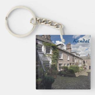 Dr Mannings Yard in Kendal souvenir photo Key Ring