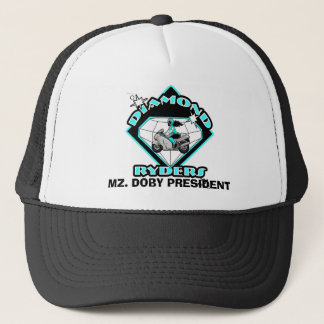 dr, MZ. DOBY PRESIDENT Trucker Hat
