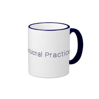 DR of Professional Practice Ringer Mug