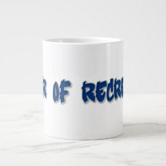 DR of Recreation Jumbo Mug