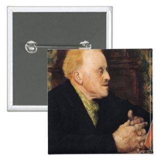 Dr. Paul Gachet  1891 15 Cm Square Badge