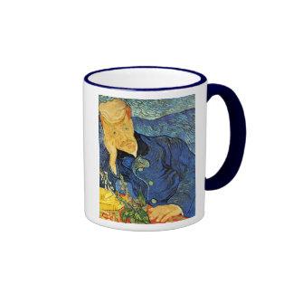 Dr. Paul Gachet Portrait, Vincent Van Gogh Coffee Mug