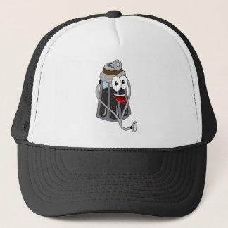 Dr. Pepper Shaker Trucker Hat
