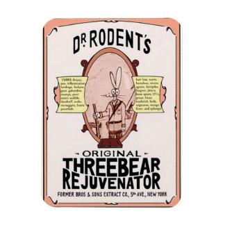 Dr. Rodent's Original Threebear Rejuvenator magnet