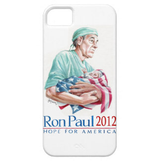 Dr. Ron Paul 2012 For President iPhone 5 Covers