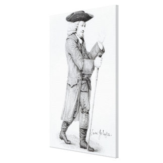 Dr Samuel Johnson Canvas Prints