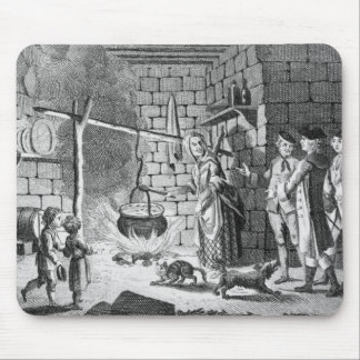 Dr Samuel Johnson's Introduction to a Highland Mouse Mat
