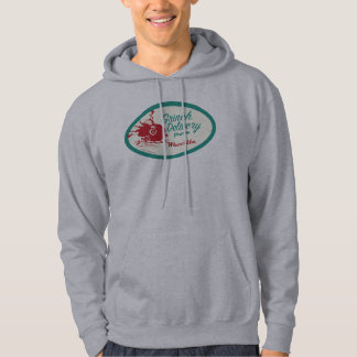 Dr. Seuss | Grinch Delivery from Whoville Hoodie
