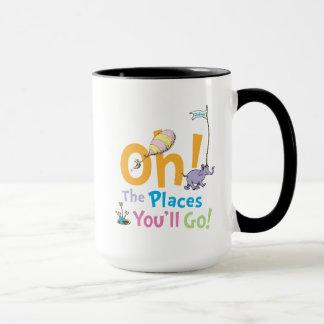 Dr. Seuss   Oh! The Places You'll Go! Mug