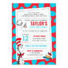 Dr. Seuss   The Cat in the Hat Birthday Card