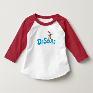 Dr. Seuss | The Cat in the Hat Vintage Logo T-Shirt
