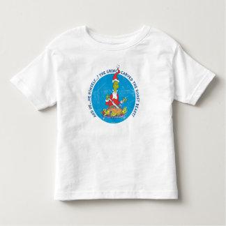 Dr Seuss | The Grinch | Christmas Roast Beast Toddler T-Shirt