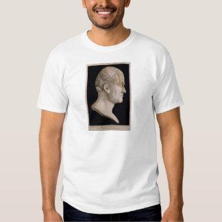 Dr. Spurzheim's phrenology chart Shirts