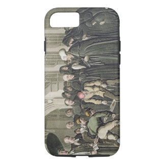 Dr Syntax at the Funeral of his Wife, from 'The To iPhone 7 Case