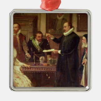 Dr William Gilberd Christmas Ornament