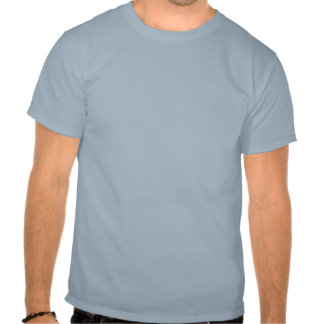 Dr Zappo Adult Tee Light Blue