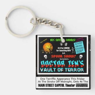 Dr. Zen's Vault Of Horror Key Chain