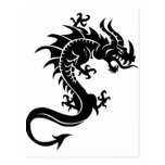 Drache, Dragon Postkarten