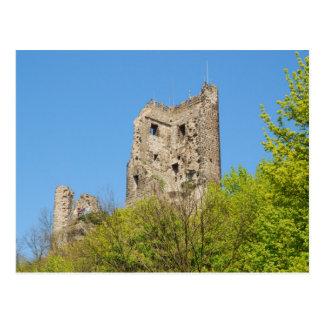 Drachenfels Postcard