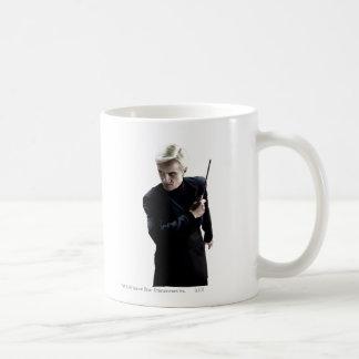 Draco Malfoy 3 Basic White Mug