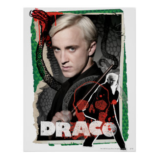 Draco Malfoy 6 Poster