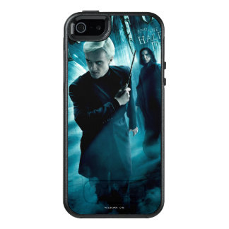Draco Malfoy and Snape 1 OtterBox iPhone 5/5s/SE Case