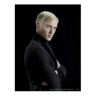 Draco Malfoy Arms Crossed Postcard