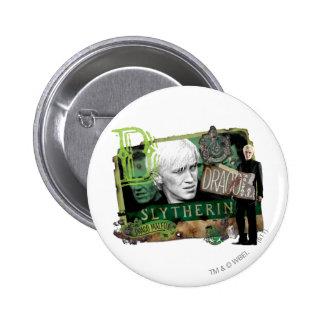Draco Malfoy Collage 1 6 Cm Round Badge