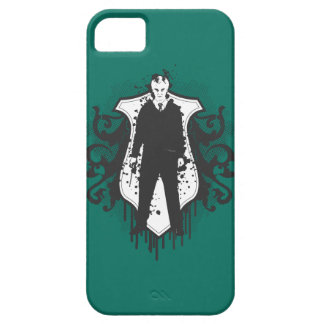 Draco Malfoy Dark Arts Design iPhone 5 Cover