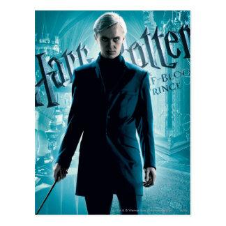 Draco Malfoy Postcard
