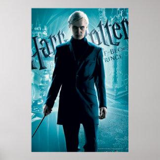 Draco Malfoy Poster