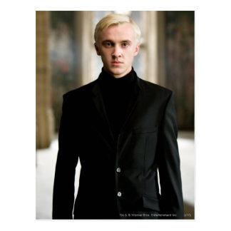 Draco Malfoy Straight On Postcard