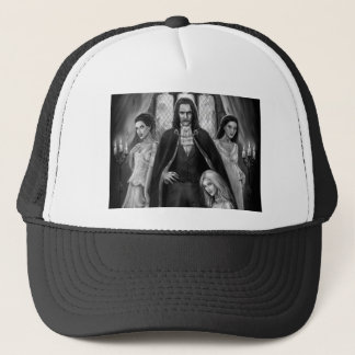 Dracula and his Ladies Trucker Hat