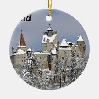 Dracula--Angie.jpg Christmas Ornament