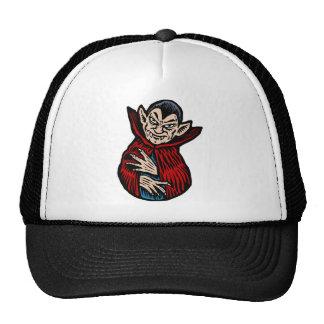 dracula trucker hat