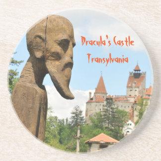 Dracula Castle in Bran, Brasov, Transylvania Coaster