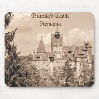 Dracula Castle in Transylvania, Romania Mouse Mat