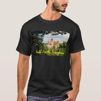 Dracula Castle in Transylvania, Romania T-Shirt