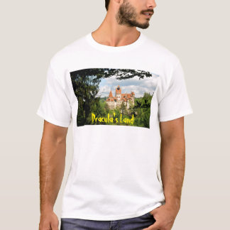 Dracula Castle in Transylvania, Romania T-Shirt