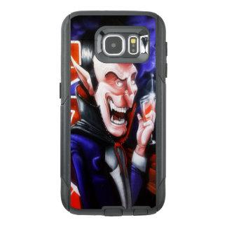 Dracula drinks blood OtterBox samsung galaxy s6 case