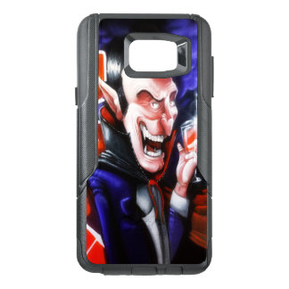 Dracula drinks blood OtterBox samsung note 5 case