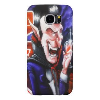 Dracula drinks blood samsung galaxy s6 cases