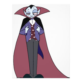 Dracula Flyer Design