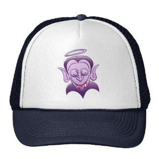 Dracula is Completely Innocent Trucker Hats