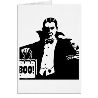 Dracula s Happy Halloween Cards