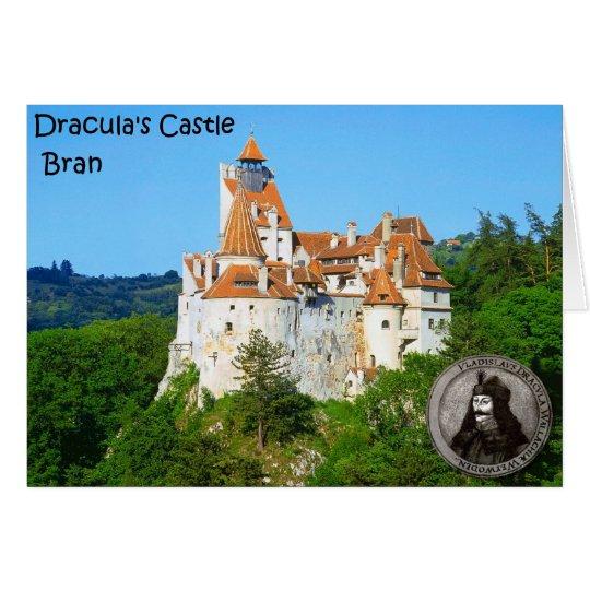 Dracula's castle, Bran Card